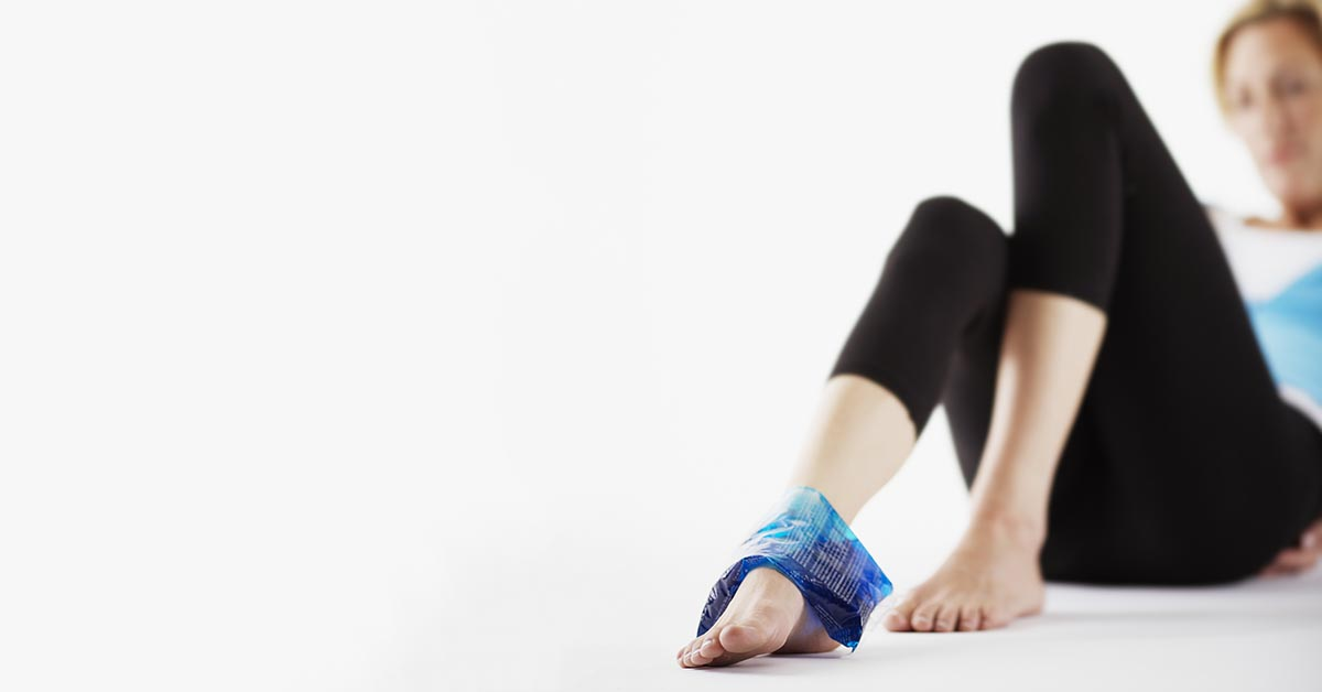 Corvallis natural ankle sprain treatment
